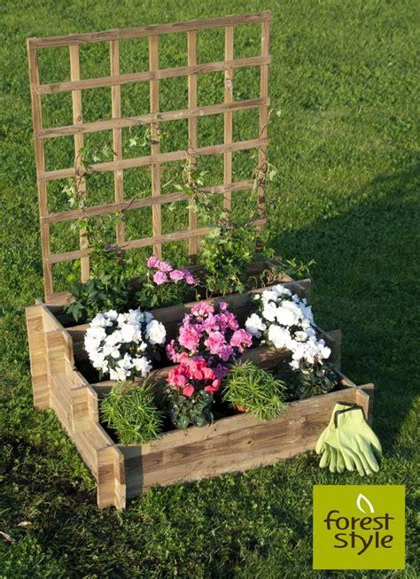 carr 233 potager treillis jardinerie jardiland treillis