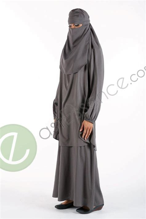 Islamic Cloth Of burqa with niqab traditional islamic clothing for