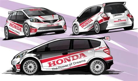 Cutting Sticker Mobil Honda Jazz Turbo Vector mugen honda jazz arc rally cars to compete in 2012 arc