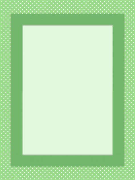 what is a frame printable borders and image frames