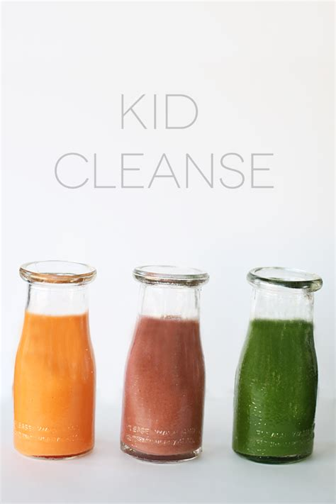 Detox The Kid by Kid Cleanse Small Fry