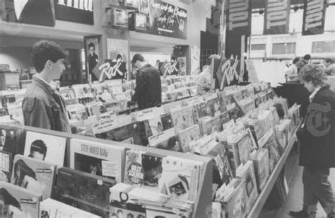 Nyc Records 4th Broadway When Tower Records Was Church Cuepoint Medium