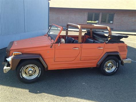 1973 volkswagen thing for sale covington washington