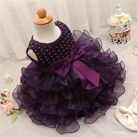 dress pattern for 1 year old aliexpress com buy cute girl infant party dress for 1
