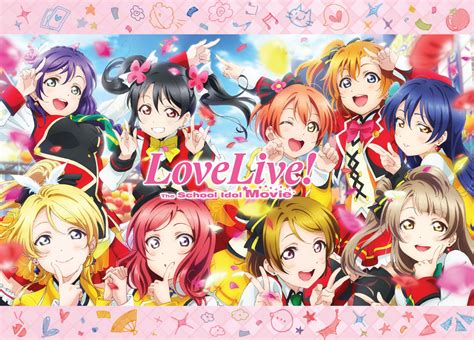 anime comedy live live the school idol premium edition