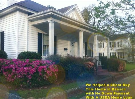 usda home loans in johnston county and clayton nc