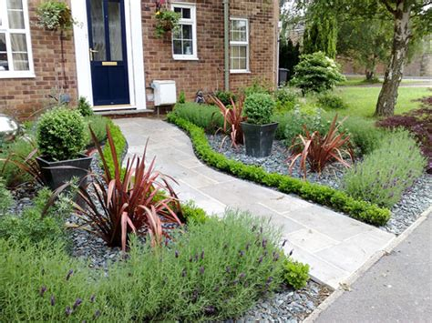 Ideas For A Small Front Garden with Garden Design Ideas For Small Front Gardens Home Design Ideas