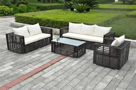 Aluminum Frame Outdoor Wicker Furniture Aluminum Frame Aluminum Wicker Patio Furniture