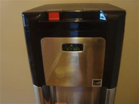 Dispenser New Viva viva water dispenser cooler cold blk stainless steel