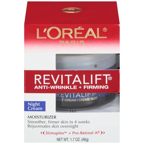 L Oreal Anti Aging l oreal anti wrinkle firming skin