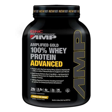 Gnc Whey Protein Gnc Singapore Whey Protein Powder Gold 100 Advanced