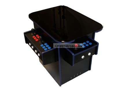 arcade cocktail cabinet kit to add on cocktail arcade panel