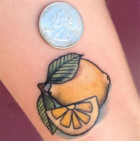 lemon tattoo 29 best images about lemon inspiration on