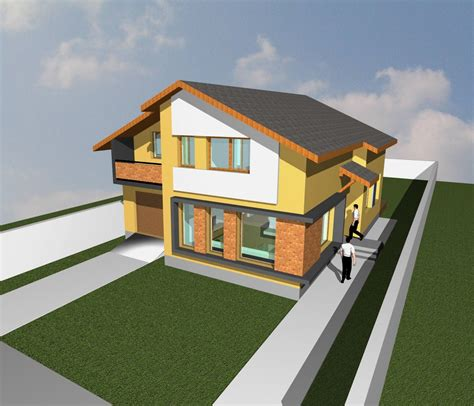 home design 3d undo small house 3d elevation and 3d design exterior european