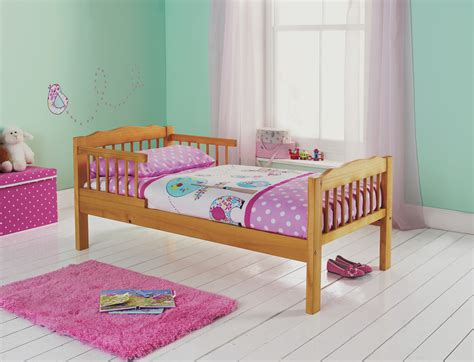 toddler bed frame pine toddler bed frame find it for less
