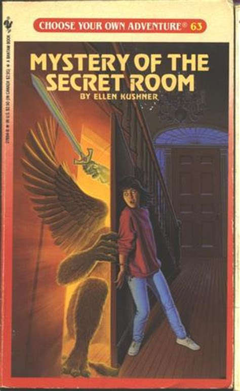 mystery room answers mystery of the secret room choose your own adventure 63 by kushner reviews