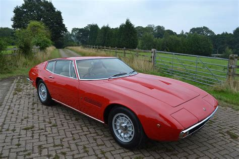 1970 Maserati Ghibli by Take To The Road Collector Series 1970 Maserati Ghibli Ss
