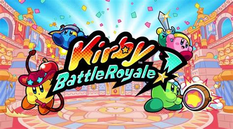 Nintendo 3ds Kirby Battle Royale kirby battle royale out now for nintendo 3ds in europe