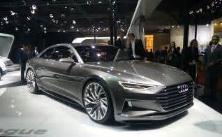 Are Audi Cars Auto Expo 2016 Audi Displays Signature Prologue Concept