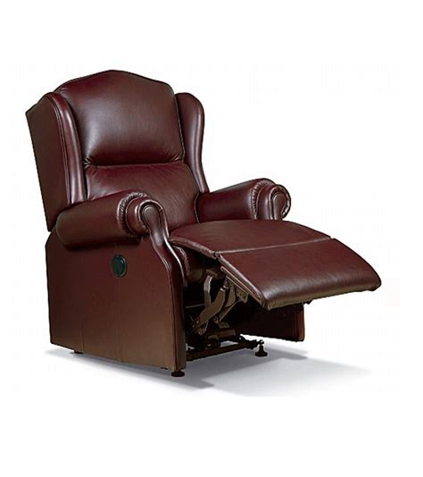 motorized recliners sherborne claremont leather power recliners