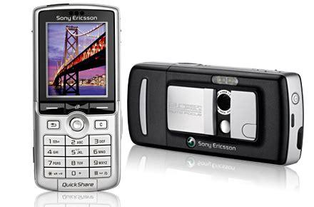 Sony Ericsson K750 sony ericsson k750i k750 clara phone specifications