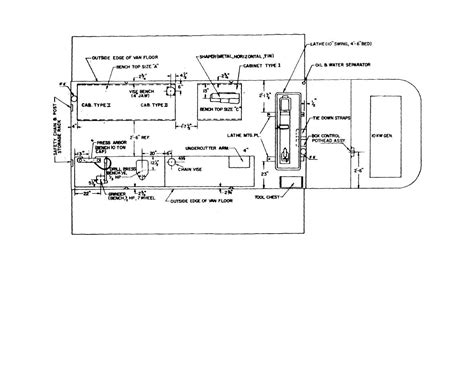 machine shop floor plan figure 16 floor plan layout top view