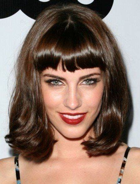 woman short hair cut with a defined point in the back 25 best ideas about pageboy haircut on pinterest longer