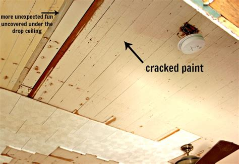 How To Fix Cracked Paint On Ceiling by How To Paint Cracked Paint