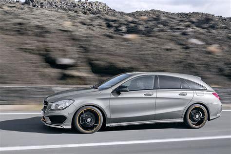 Auto Bild 50 2015 by Mercedes Cla Shooting Brake 2015 Preise Und Sitzprobe