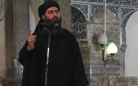 abu bakr al baghdadi is leader baghdadi flees mosul as iraqi forces advance