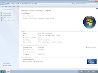 membuat windows xp genuine tanpa software ishmail putra samatiga cara membuat windows 7 menjadi genuine