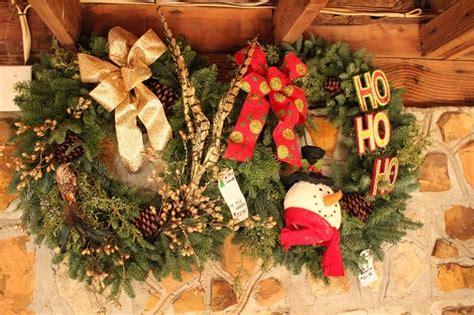 christmas wreaths owasso tree and berry farm owasso