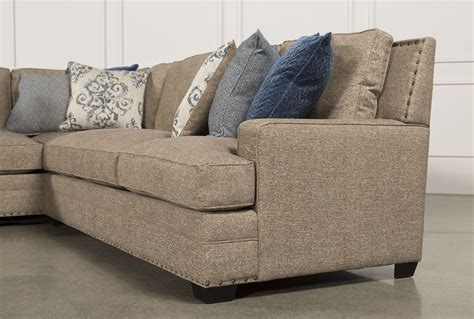 living spaces sectional couches pamela 2 piece sectional w raf sofa living spaces