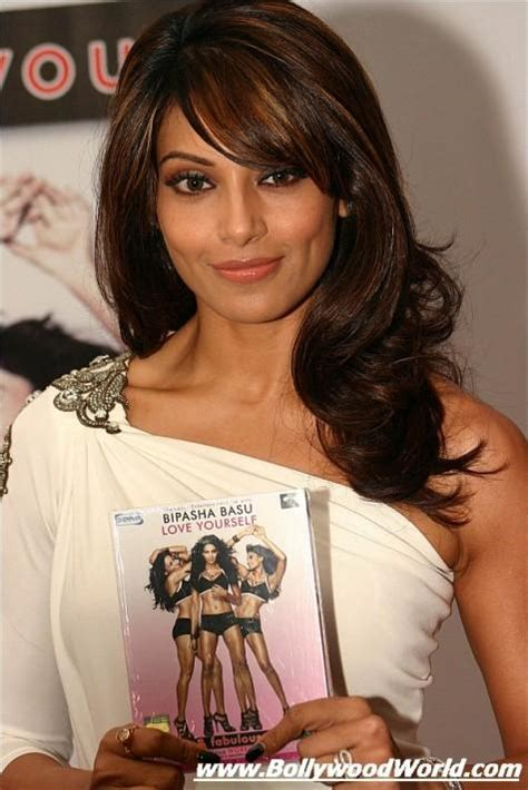 preview hairstyles on yourself bipasha basu promotes love yourself workout dvd in new