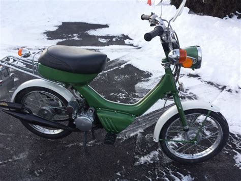 Suzuki Fa50 Suzuki Fa50 Green Moped Photos Moped Army