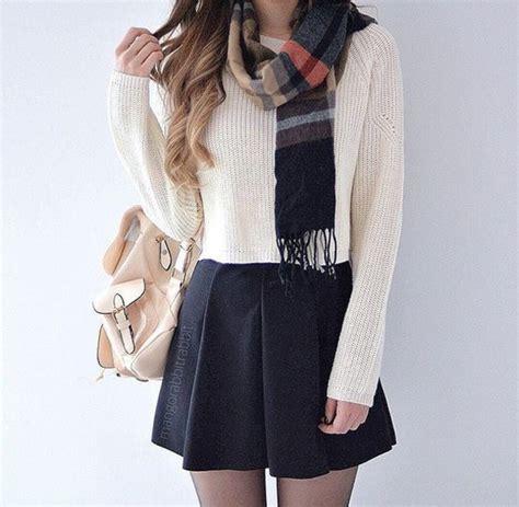 Sweety Rabbit Sweater White Sweater Wanita Sweater Rabbit skirt black white sweater cropped top shirt