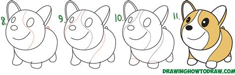 doodle drawing lessons how to draw animals step by easy
