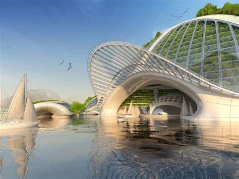 home design concept marseille aequorea amazing futuristic architecture concept by