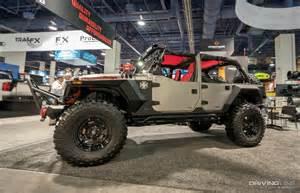 Sema Jeep Jeeps Of Sema 2016 Gallery Drivingline