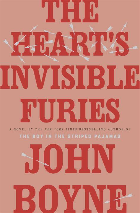 hearts invisible furies john boyne