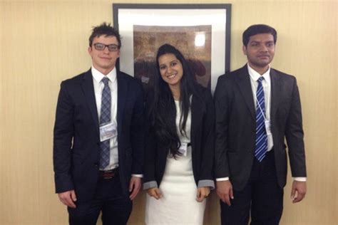 Findlay Mba by Findlay Graduate Students Present Research Findings At