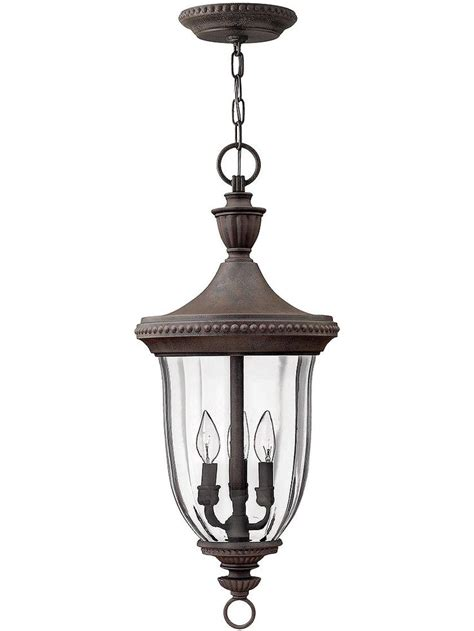 Front Entrance Light Fixtures Porch Light Fixtures Oxford Hanging Entry Light In Midnight Bronze Home