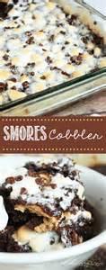 s mores cobbler video mostly homemade mom