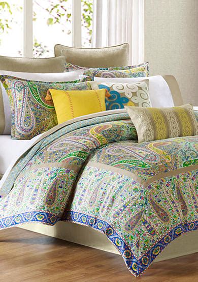 belks bedding echo design echo design scarf paisley bedding collection