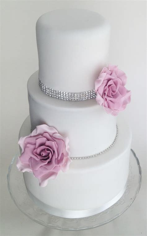 Wedding Cake 3 Tier by Wedding Cakes And Anniversary Cakes The Cake Company