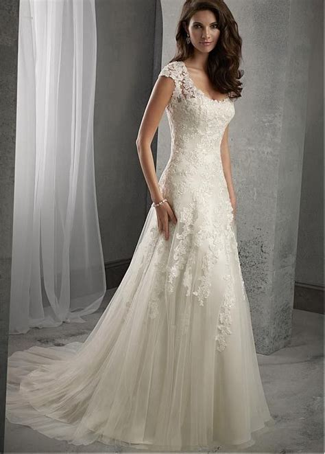 Hochzeitskleid Aus Spitze by Best 25 Lace Wedding Dresses Ideas On Lace