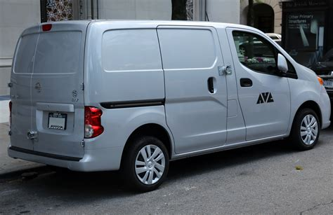 nissan work van nissan nv200 wiki everipedia
