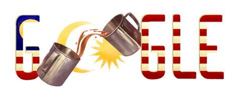 malaysia day doodle malaysia independence day 2015