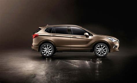 new 2016 buick suv prices msrp cnynewcars