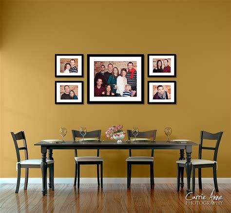photo decorating wall display ideas the bopp family grand rapids family